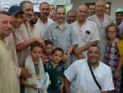 Camp de communication de la wilaya d'El Oued à Jijel