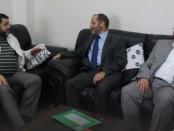 Oussama Hamdane rejoigne l'université d'été du MSP 2015