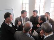 Le conseil consultatif pour les élus discute des questions d'actualité