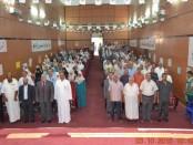 Naaman Laouar supervise une assemblée populaire à Biskra en soutien avec les Palestiniens